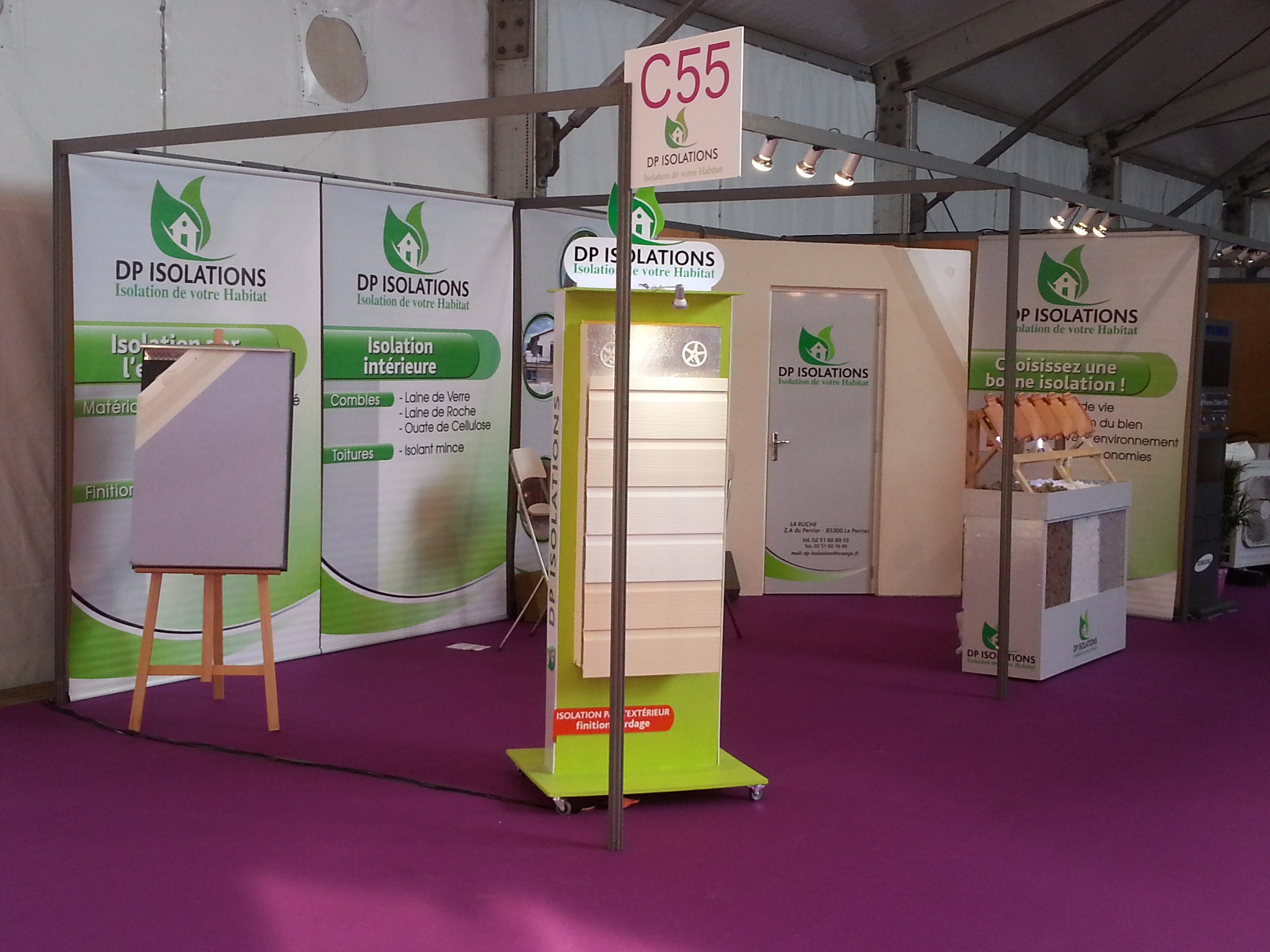 Stand Foire