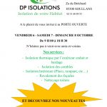 Portes Ouvertes DP ISOLATIONS SOULLANS